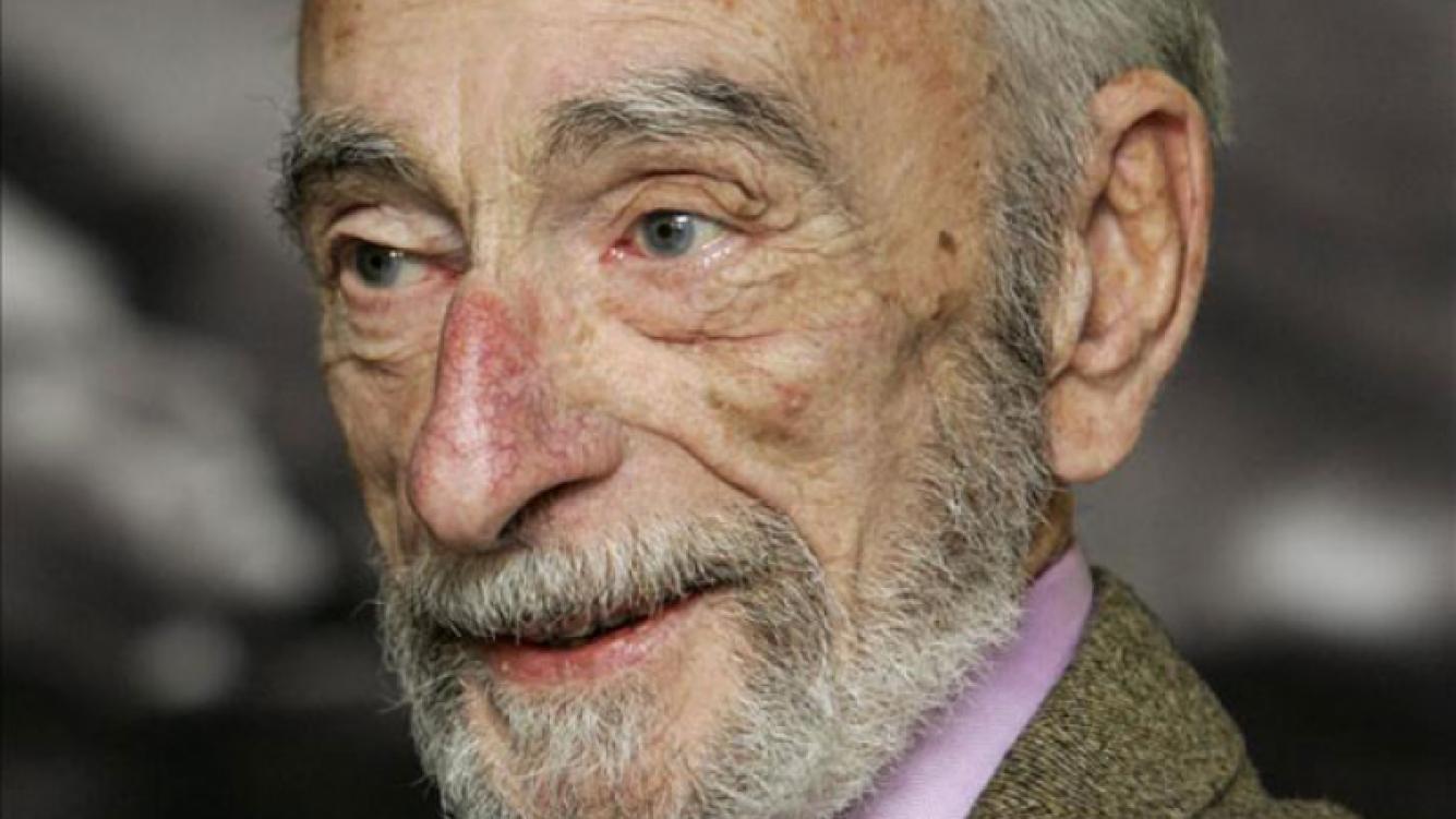 Murió el abuelo de la película Charlie y la fábrica de chocolate. (Foto: Web)
