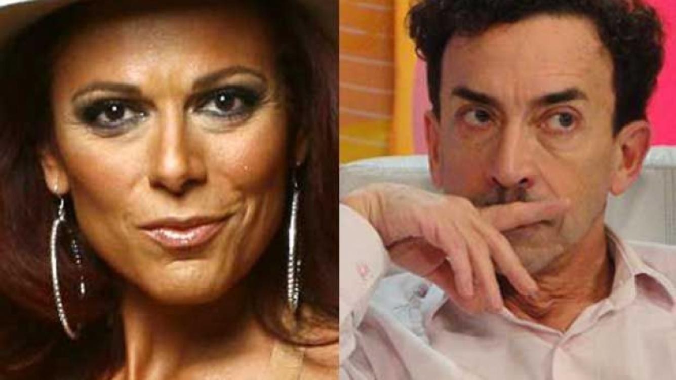 Iliana Calabró, muy dura con Aníbal Pachano