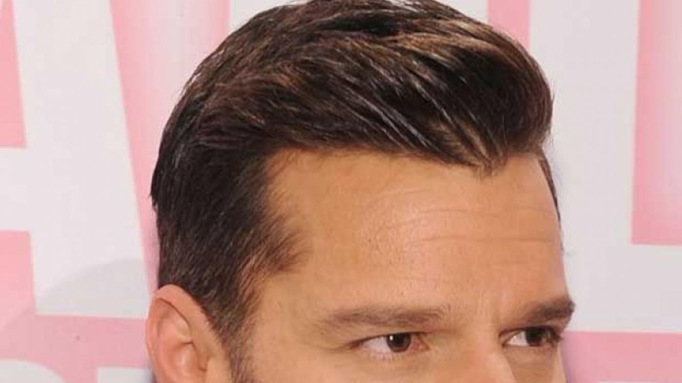 Ricky Martin con bigote: cuál es el motivo de su nuevo look. (Foto: Web)