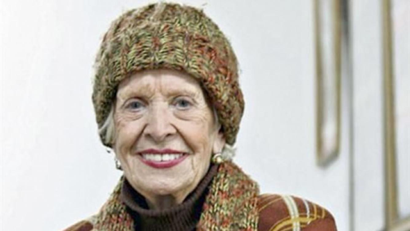Murió Lydia Lamaison, tenía 97 años.
