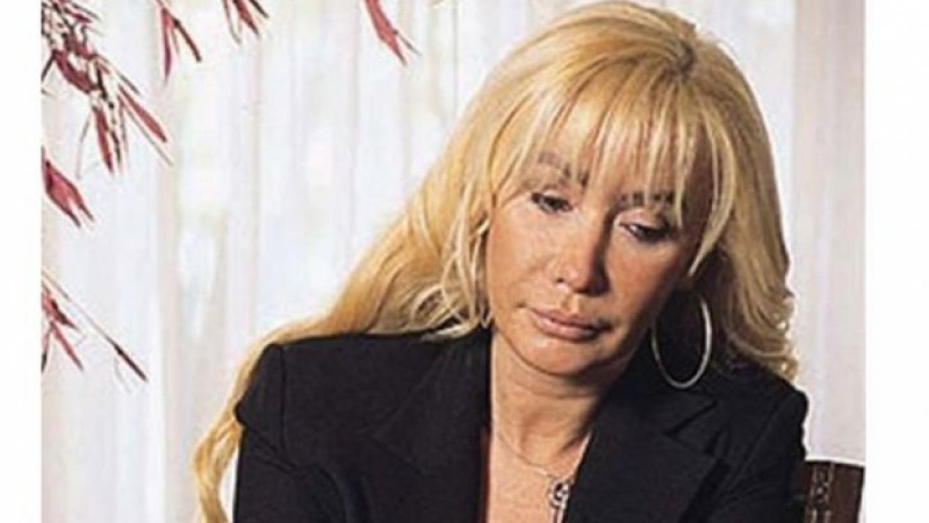 Giselle Rímolo, internada. (Foto: Web)