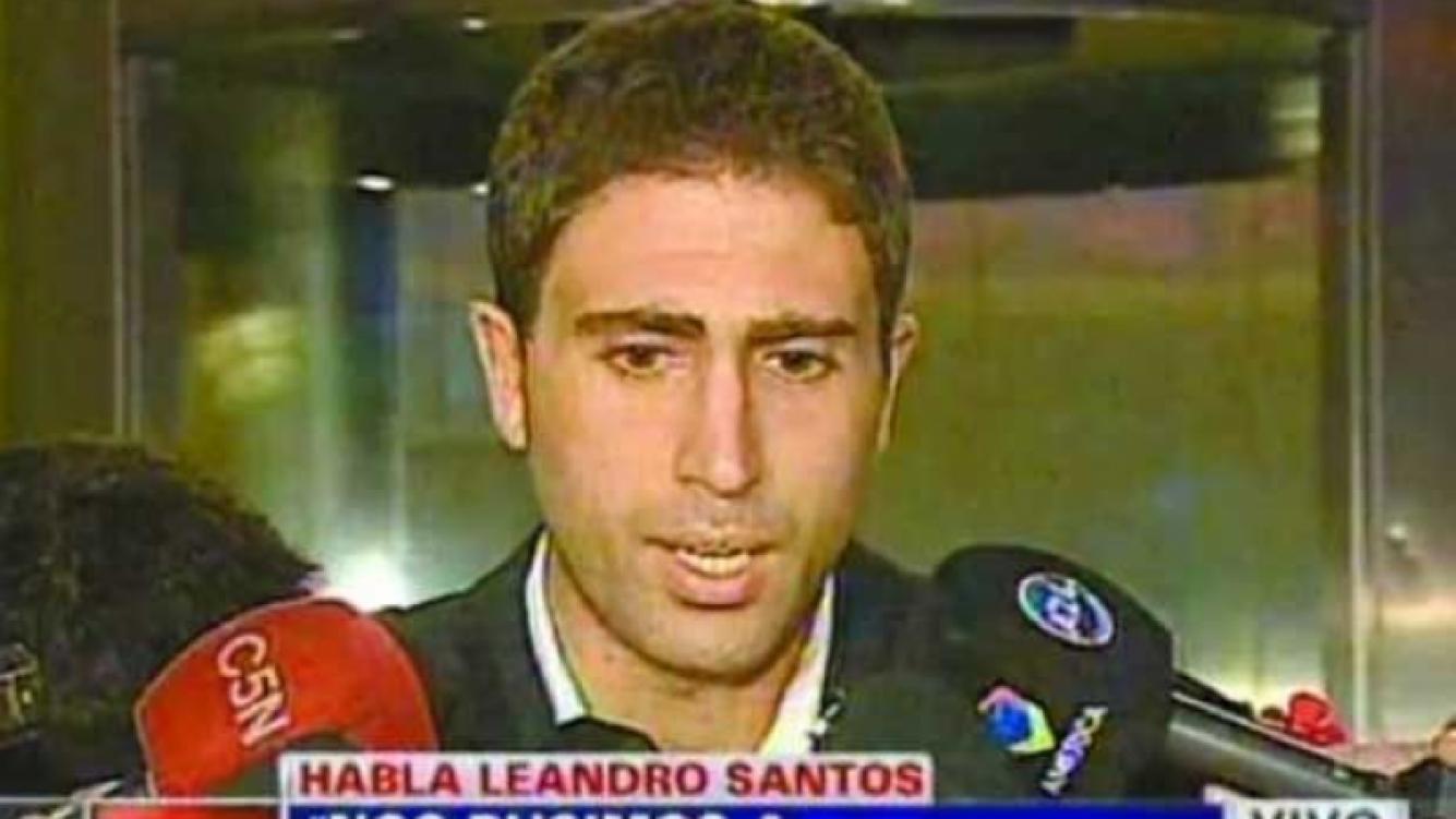 Leandro Santos, representante de modelos, está siendo investigado.