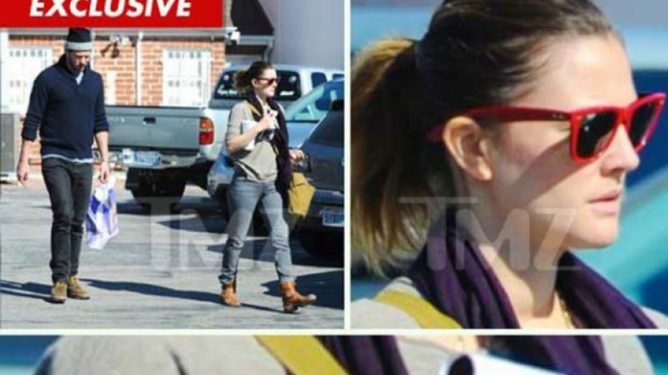 Drew Barrymore, ¿embarazada?