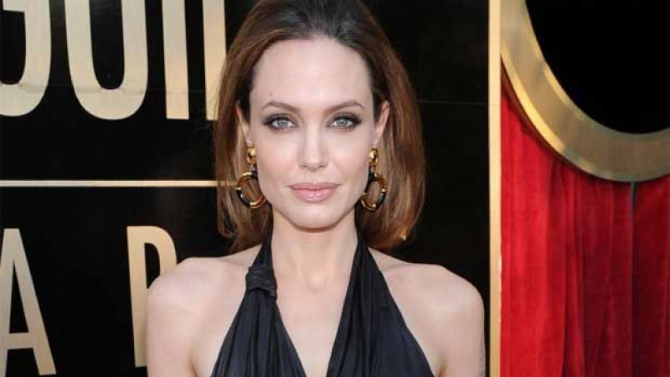 Preocupación por la salud Angelina Jolie: ¿bebe a escondidas? (Foto: Web)