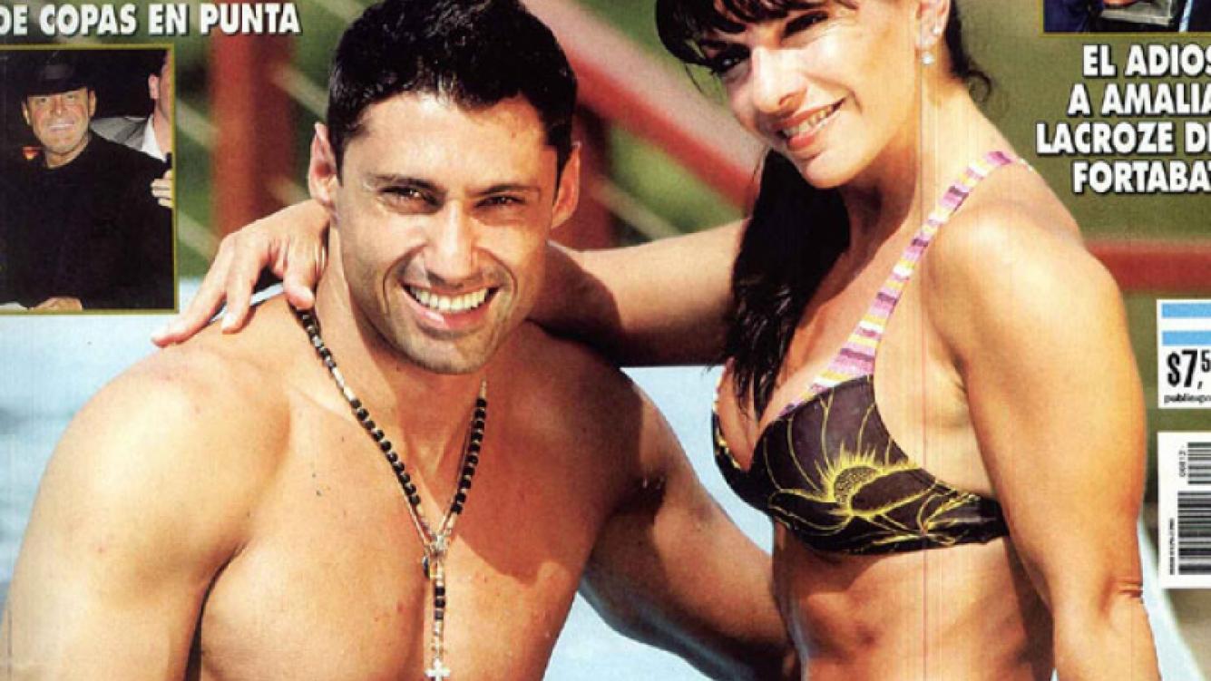 Tito Speranza y sus deseos de convertirse en papá. (Foto: revista Pronto)
