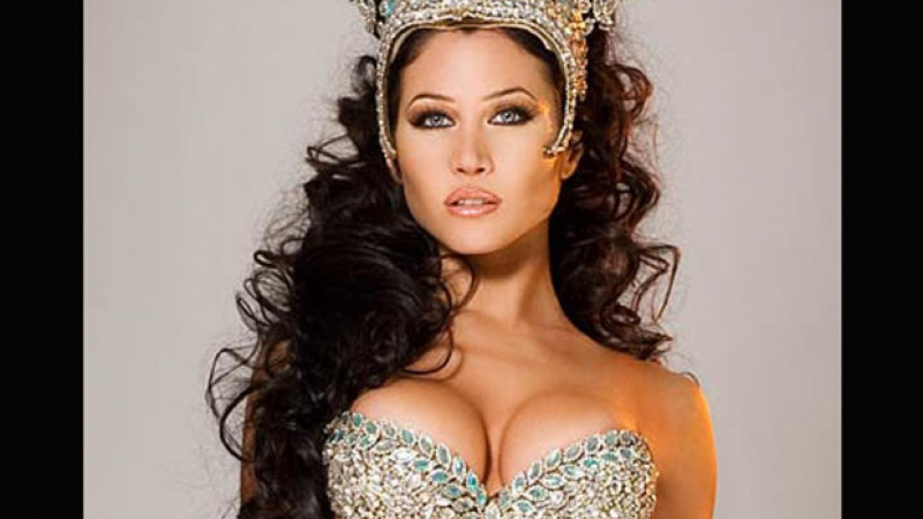 Adabel Guerrero, elegida con la gran vedette de la temporada 2012. (Foto: Web)