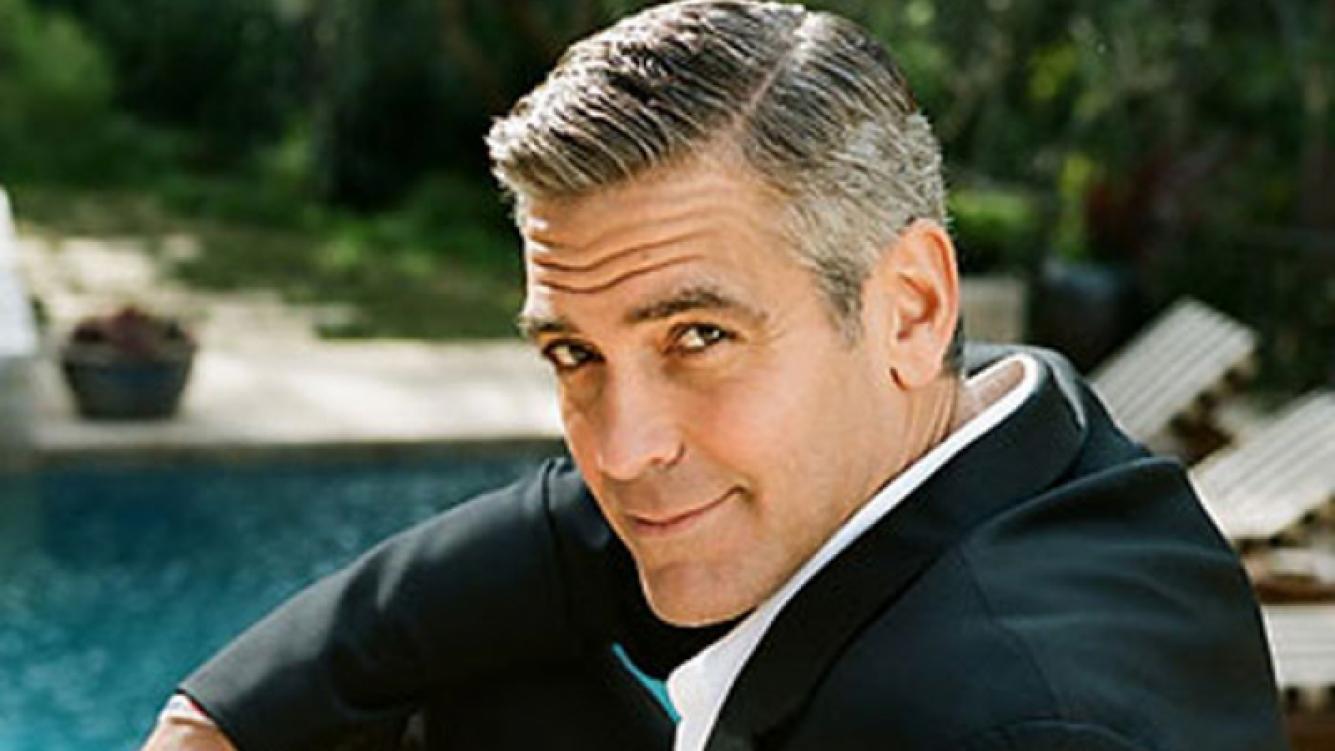 George Clooney habló de los rumores sobre su sexualidad (Foto: Web).