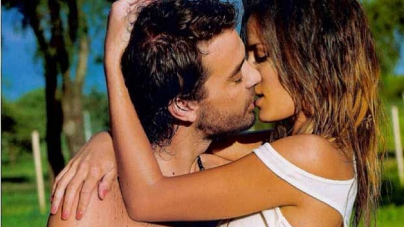 Peter Alfonso y Paula Chaves, romance ardiente en Carlos Paz. (Foto: Revista Gente)