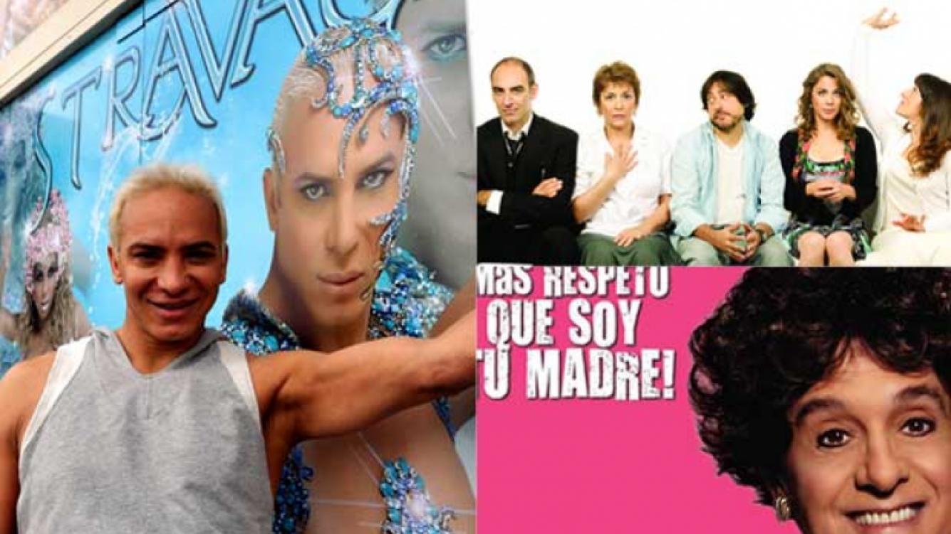 Lo más visto del teatro en Mar del Plata y Carlos Paz.