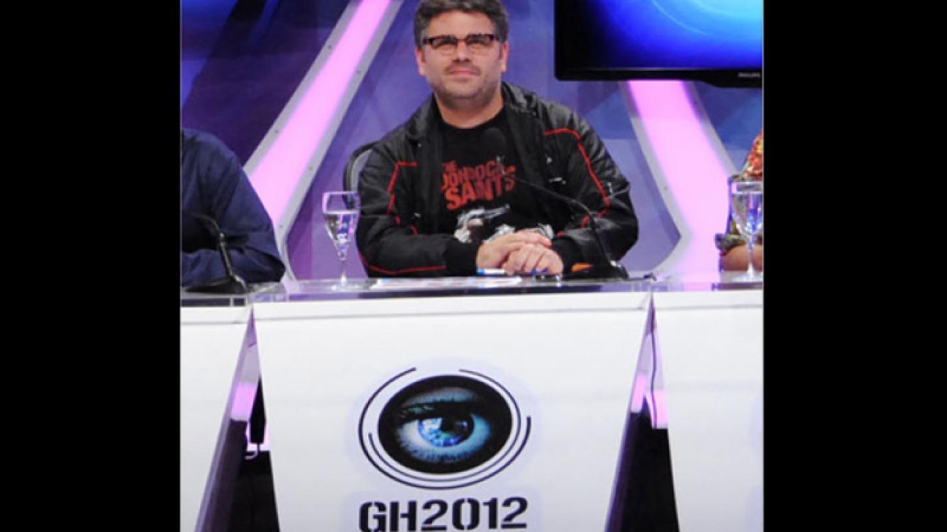 Sebastián de Caro, elegido como el mejor panelista de espectáculos de la TV. (Foto: Telefe)