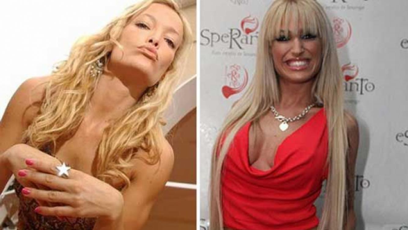 Claudia Albertario y Victoria Xipolitakis: Gritos, pelea… ¿y a las piñas? (Foto: Web)