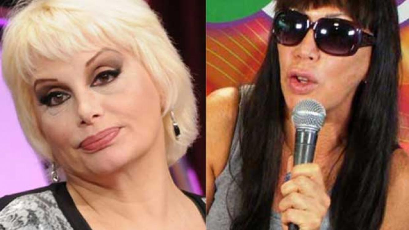 """Tremendo: las frases """"sin filtro"""" de Moria contra Carmen Barbieri. (Foto: Web)"""