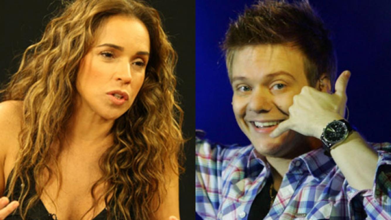 Daniela Mercury, irónica con el exitoso Michel Teló (Foto: Web).