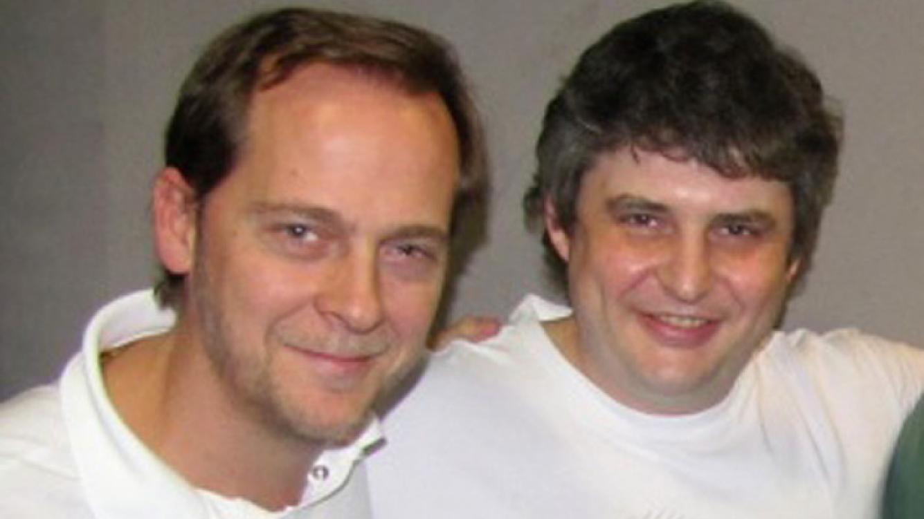 Matías Martin y Gabriel Schultz, separados tras 13 años juntos al aire. (Foto: FM Metro)