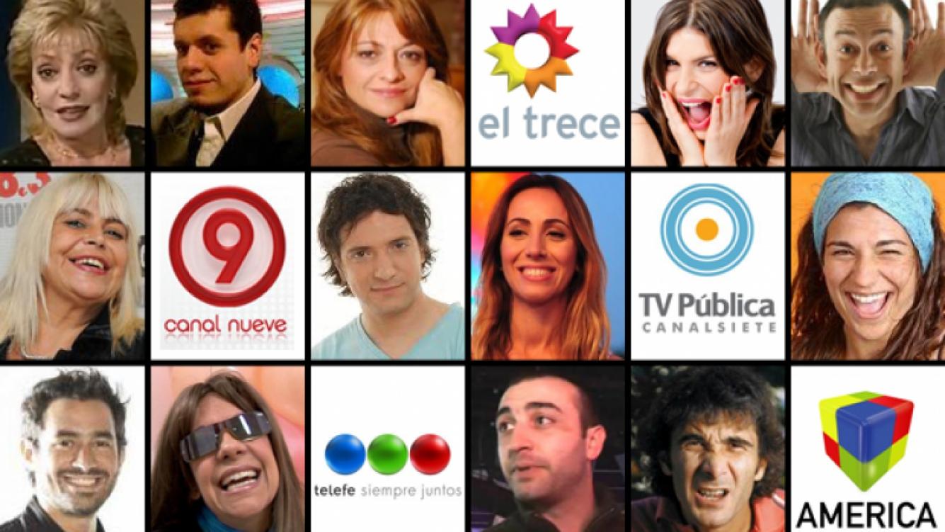 Arr: Nelly, Rossi, Feudale, Dalia y De Candia. Med: Claudita, Popochi, Varela y Carlita. Aba: Tucu, Stellita, Neme y Cerfoglio.