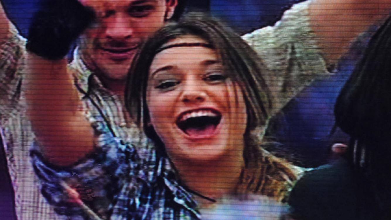 Victoria Irouleguy, la gran candidata a ganar GH 2012 para los usuarios de Ciudad.com. (Foto: Telefe)