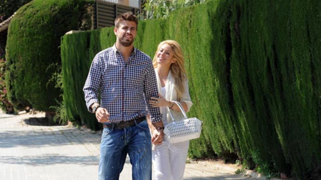 Gerard Piqué Y Shakira, ¿en crisis? (Foto: Web).