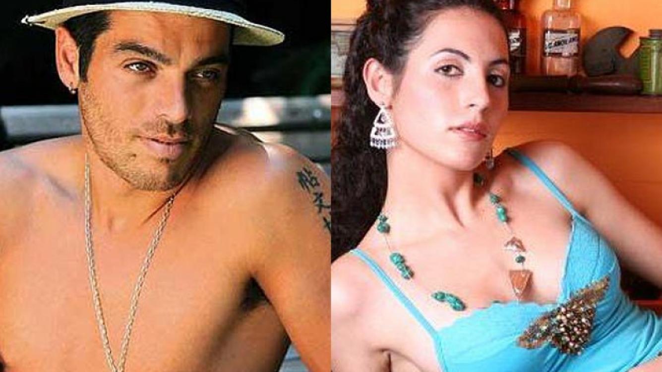 "Cristian Urrizaga y Loreley Donate se ""mataron"" por Twitter. (Fotos: Web)"