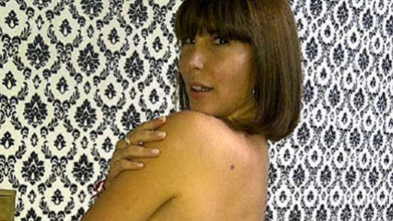 Celina Rucci y su tatuaje hot. (Foto: Twitter @celinarucci)
