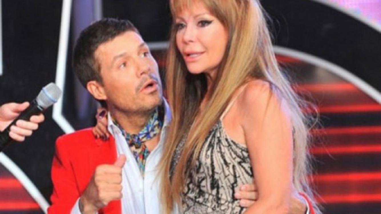 """Graciela Alfano le dijo """"no"""" a Marcelo Tinelli. (Foto: Web)"""