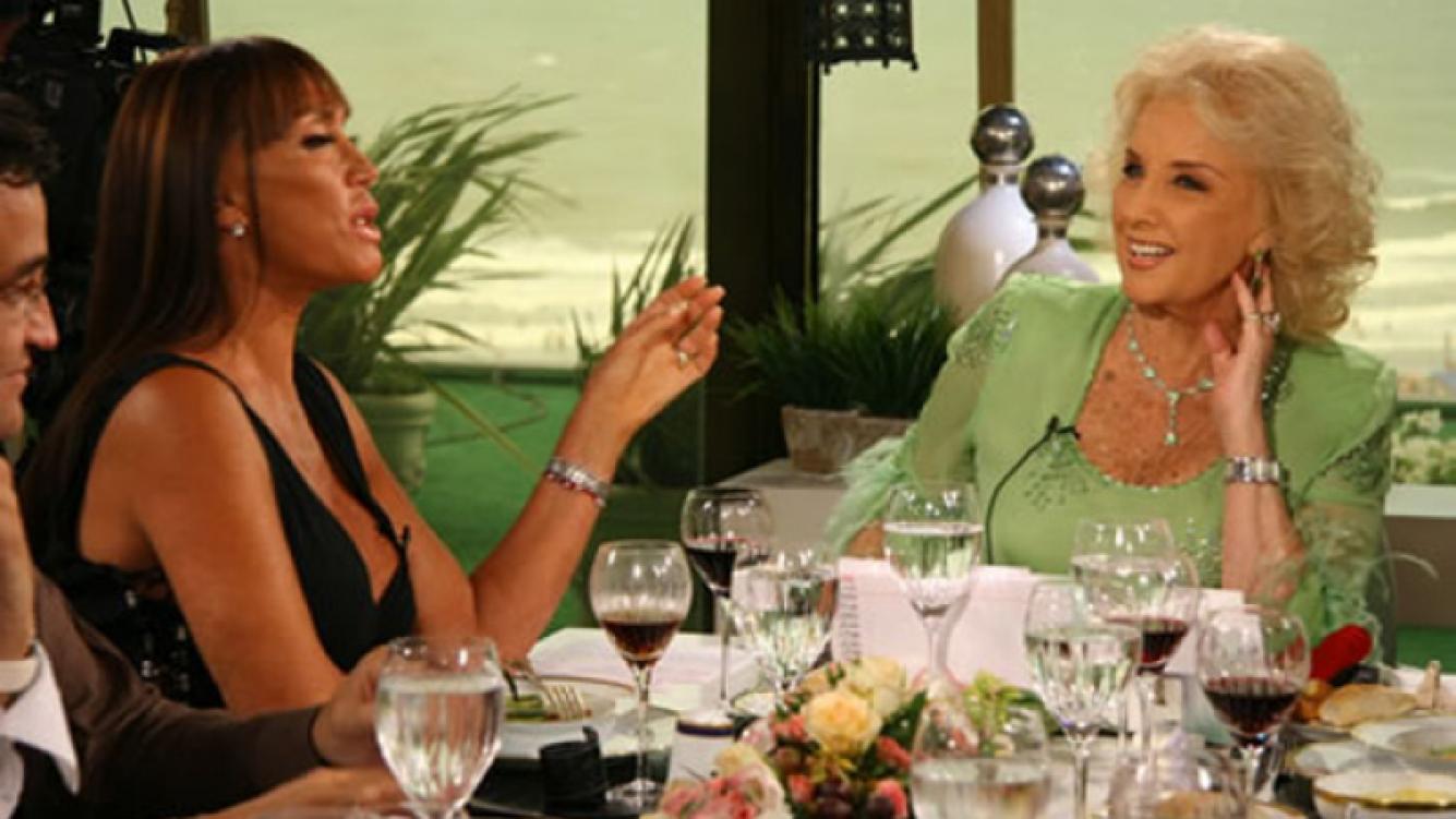 Moria Casán y Mirtha Legrand competirán en sus respectivas vueltas a la ficción. (Foto: Web)