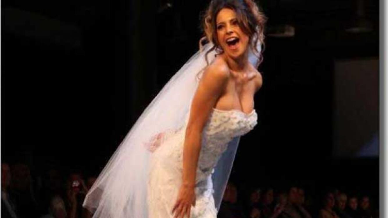 Victoria Vannucci se casa con Matías Garfunkel. (Foto: Web)