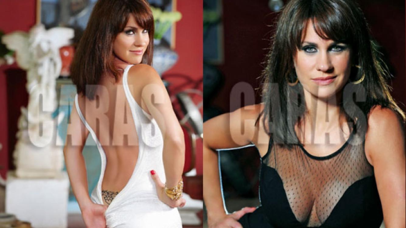 Nancy Dupláa, más linda que nunca, posó para Caras (Foto: Revista Caras).