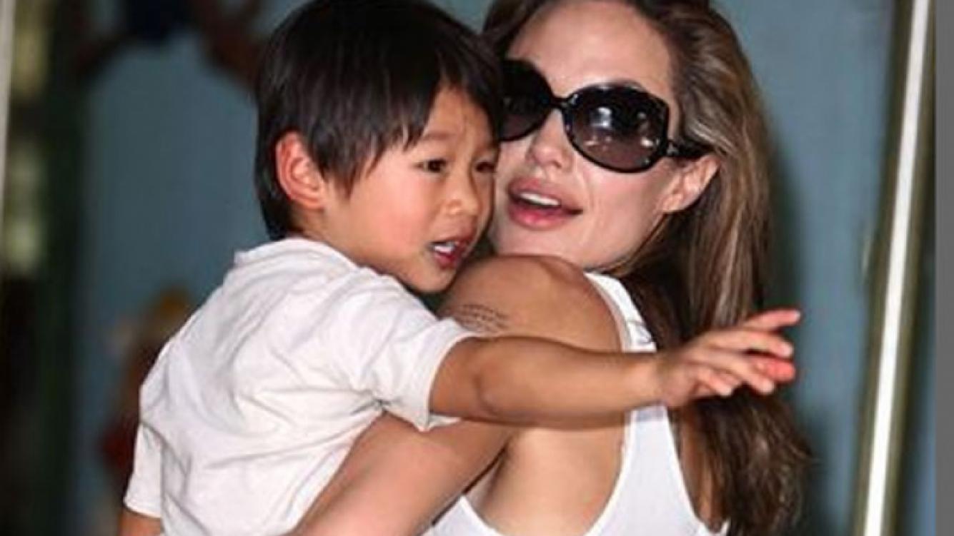 Angelina Jolie y Brad Pitt podrían perder la custodia de uno de sus hijos adoptivos. (Foto: Web)