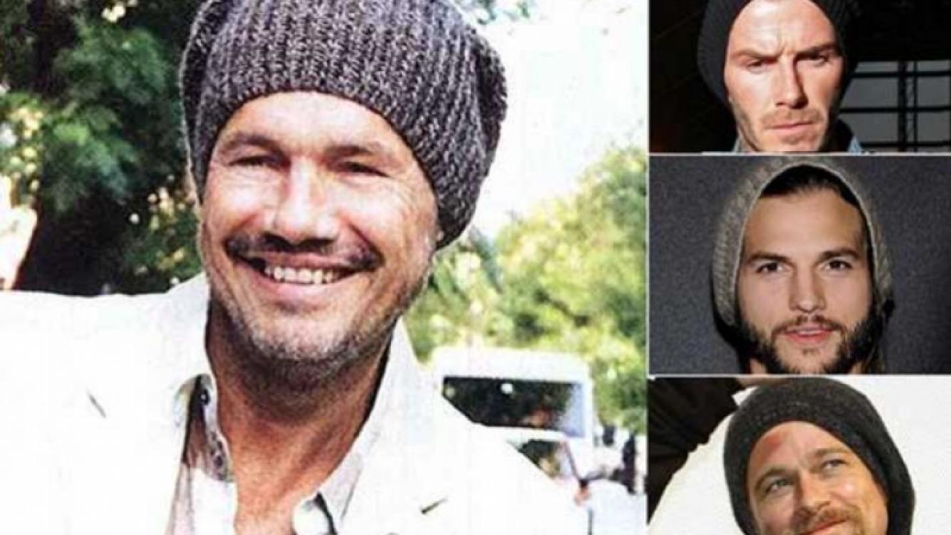 El look otoñal y hollywoodense de Marcelo Tinelli. (Foto: Revista ¡Hola! Argentina / Web)
