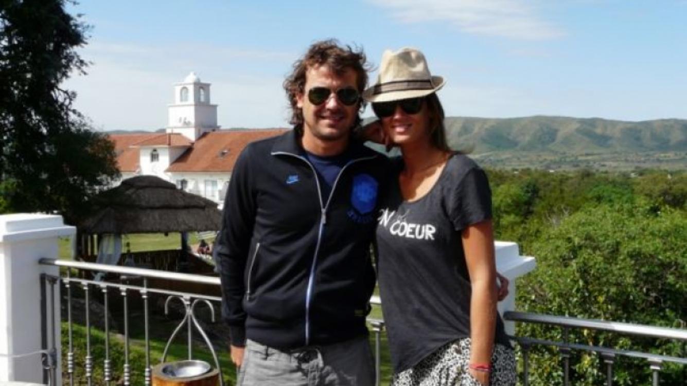 La escapada romántica de Paula Chaves y Peter Alfonso. (Foto: VIG Comunicaciones)