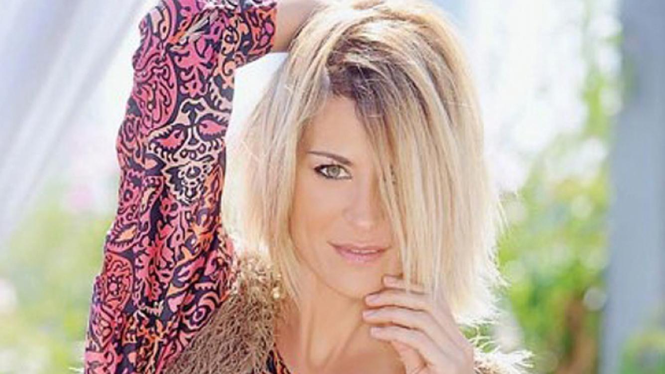 Eugenia Tobal se sinceró y habló sobre Nicolás Cabré en una entrevista (Foto: Revista Luz).