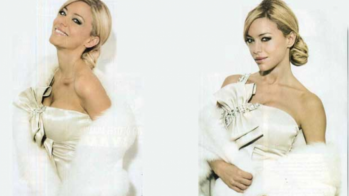 Evangelina Anderson triunfa como modelo en Europa. (Fotos: Pronto)