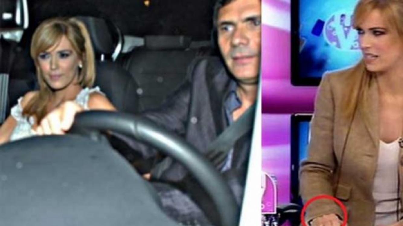 ¿Se casan Viviana Canosa y Alejandro Borensztein? (Fotos: Web y captura TV)