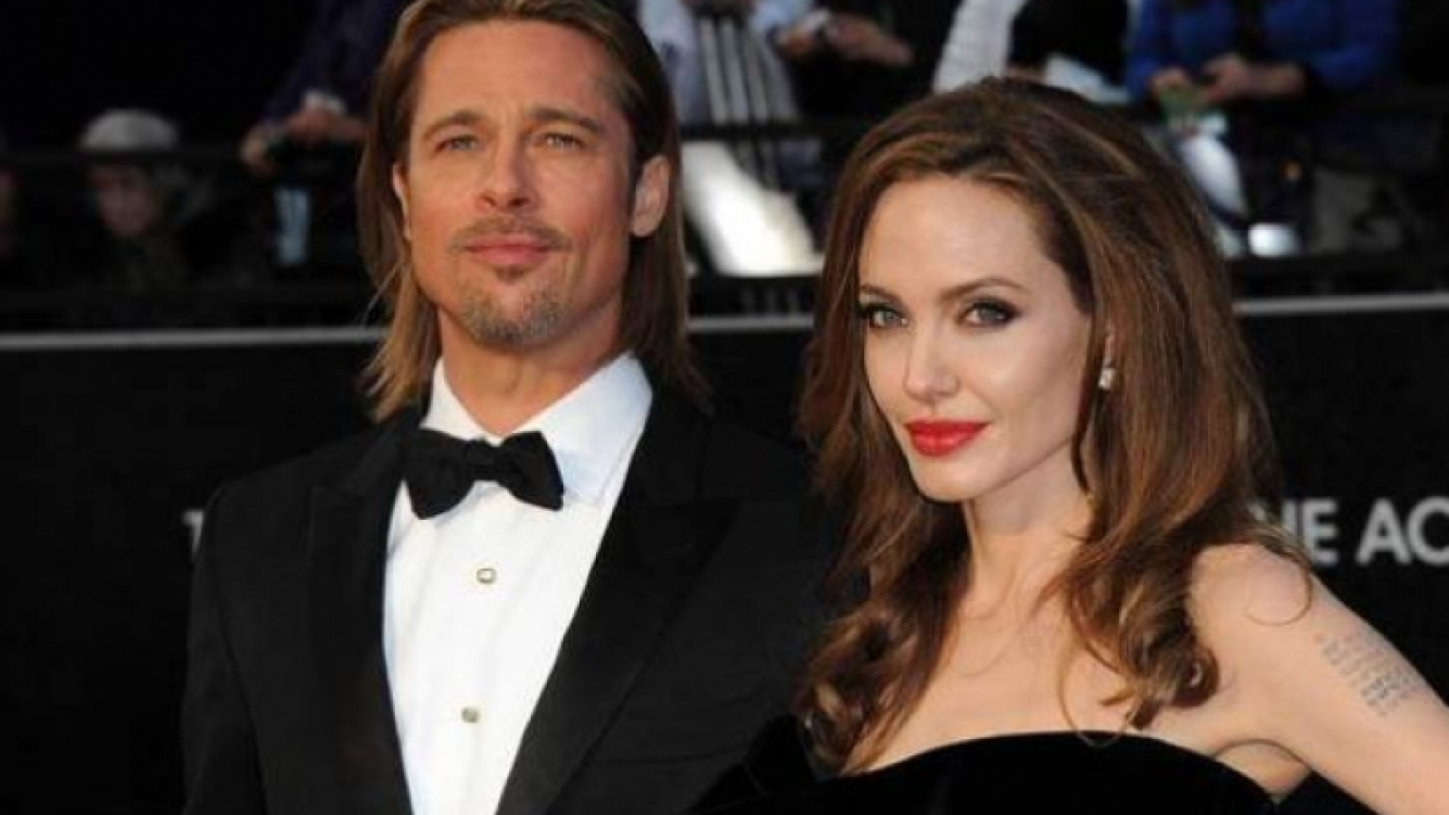 Angelina Jolie le confesó a Brad Pitt que le fue infiel. (Foto: Web)