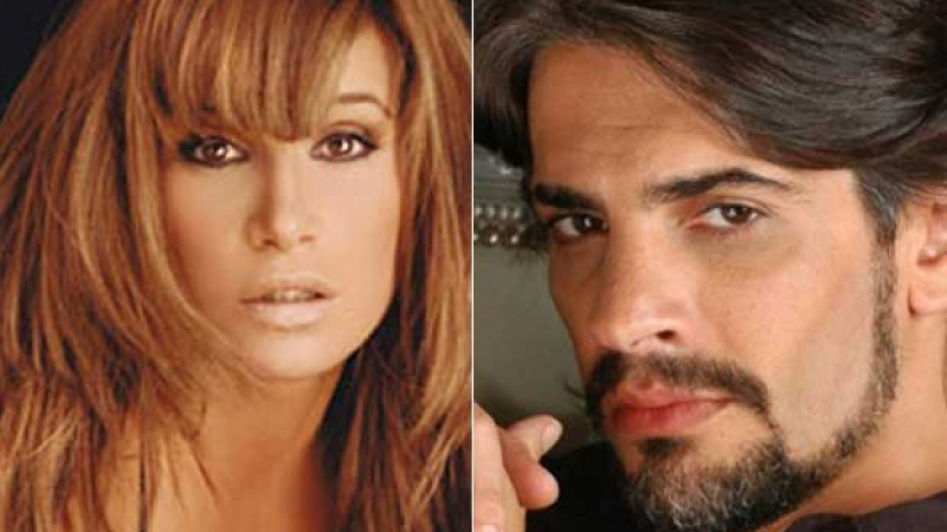 Pablo Echarri se refirió a Florencia Peña en Bailando 2012. (Fotos: Web)