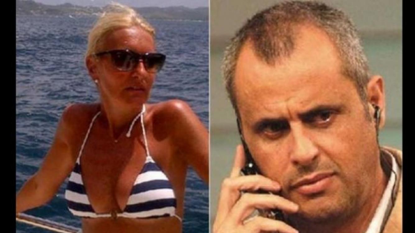 Los mensajes indirectos de Jorge Rial y su ex mujer, Silvia D Auro. (Fotos: Web)
