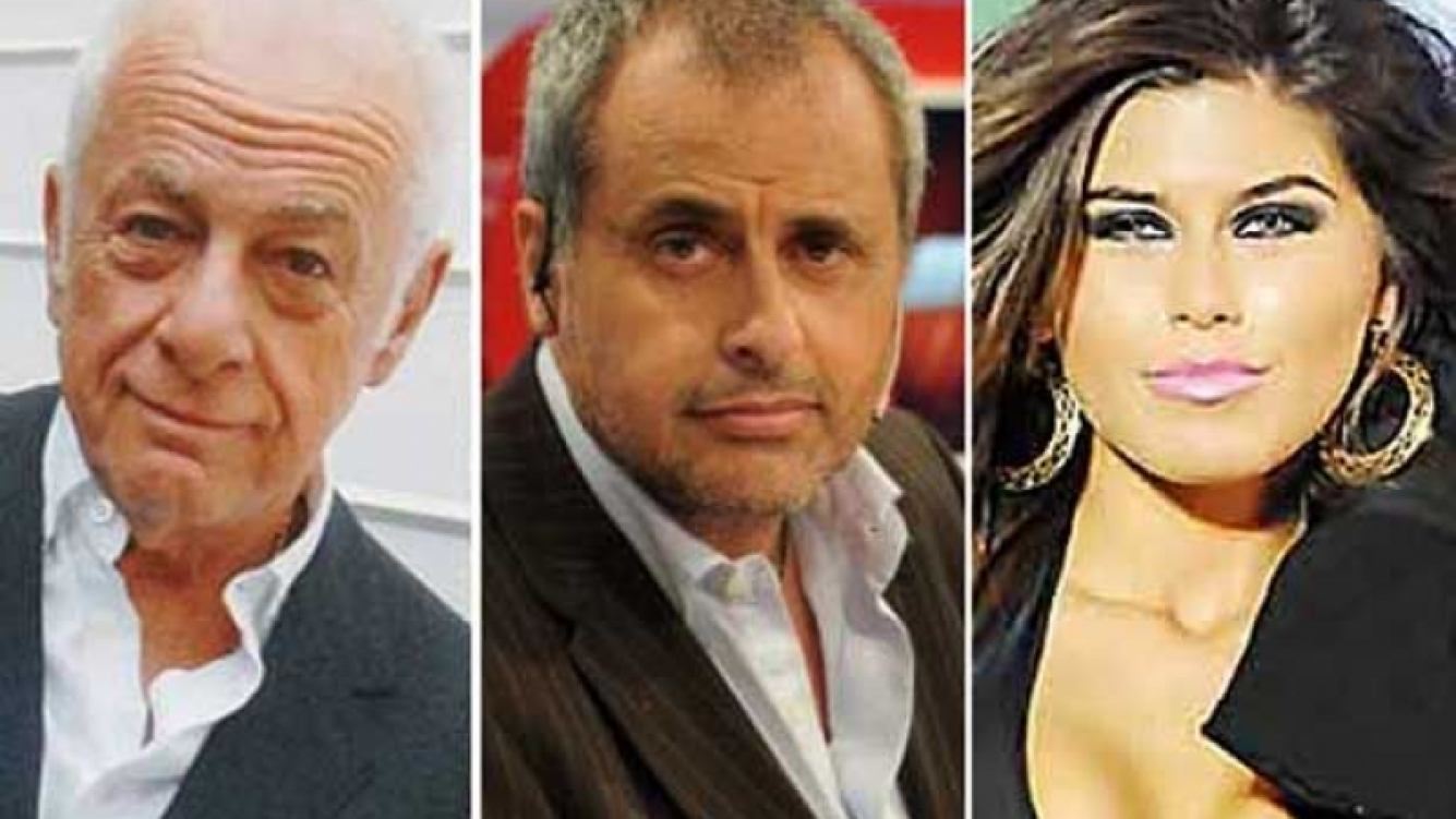 Gerardo Sofovich opinó sobre el romance de Jorge Rial y la Niña Loly. (Foto: Web)