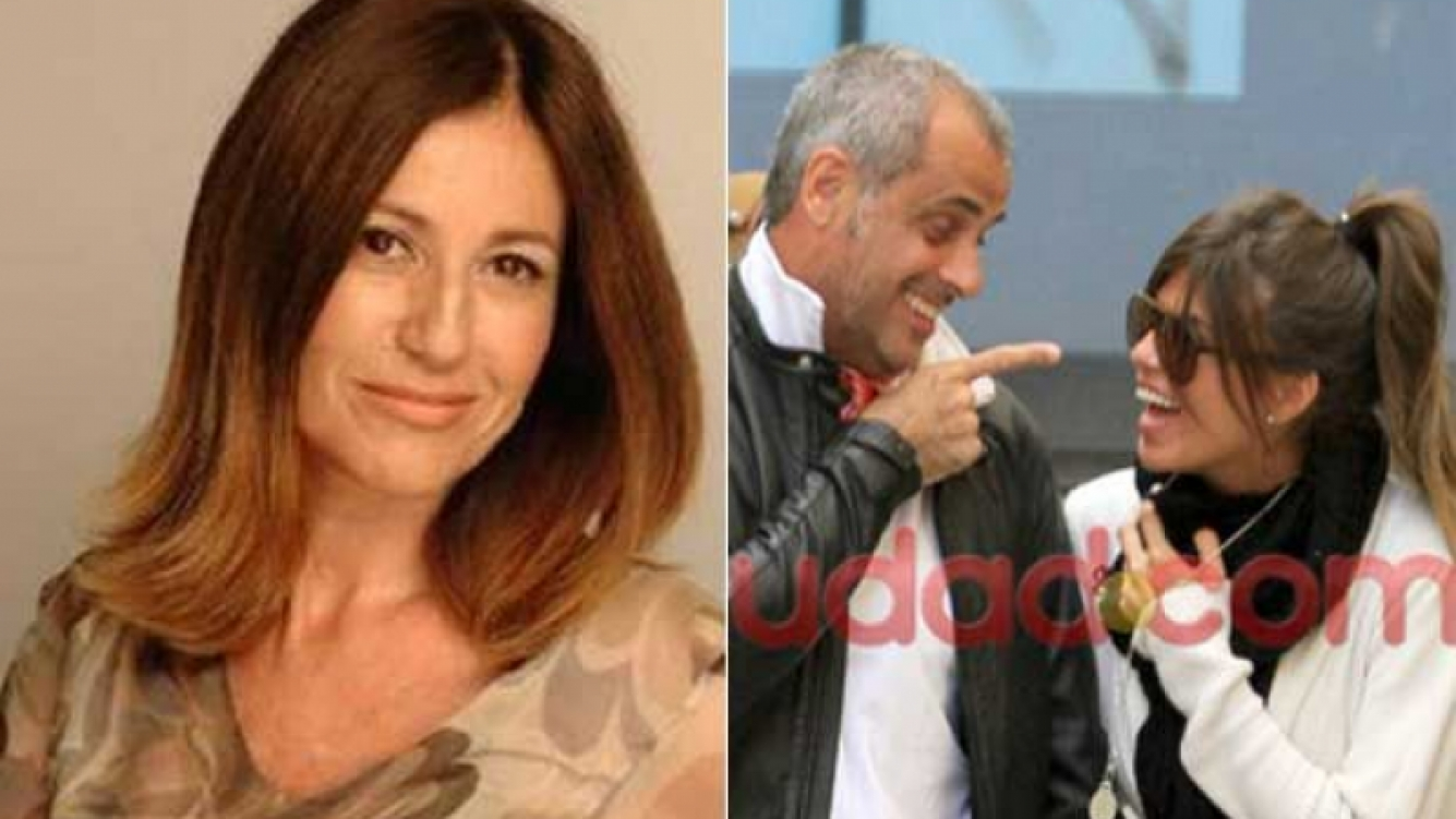 El durísimo tweet de Mercedes Morán sobre Jorge Rial y La Niña Loly. (Fotos: Web y Ciudad.com)