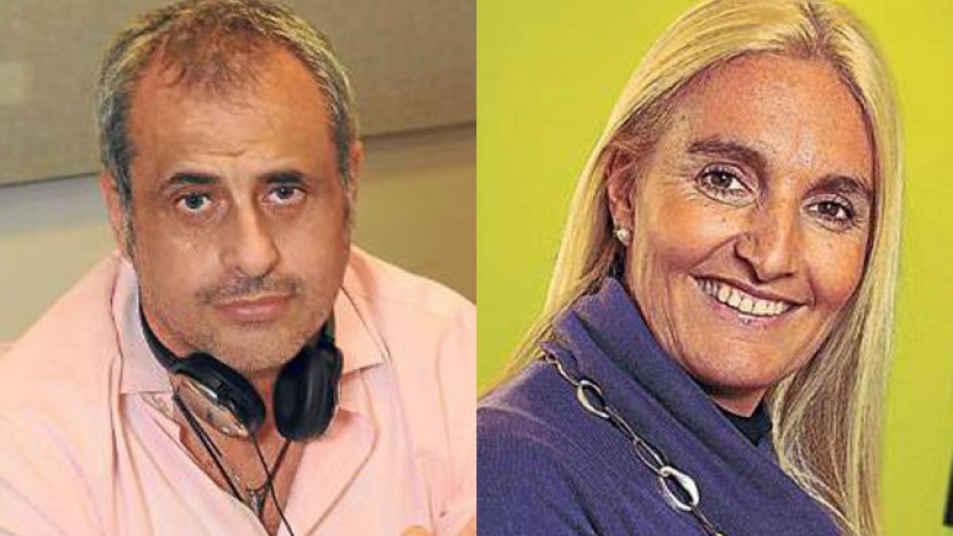 ¿La guerra de los Roses? Rial y su ex mujer, cada vez más enfrentados (Foto: Web).