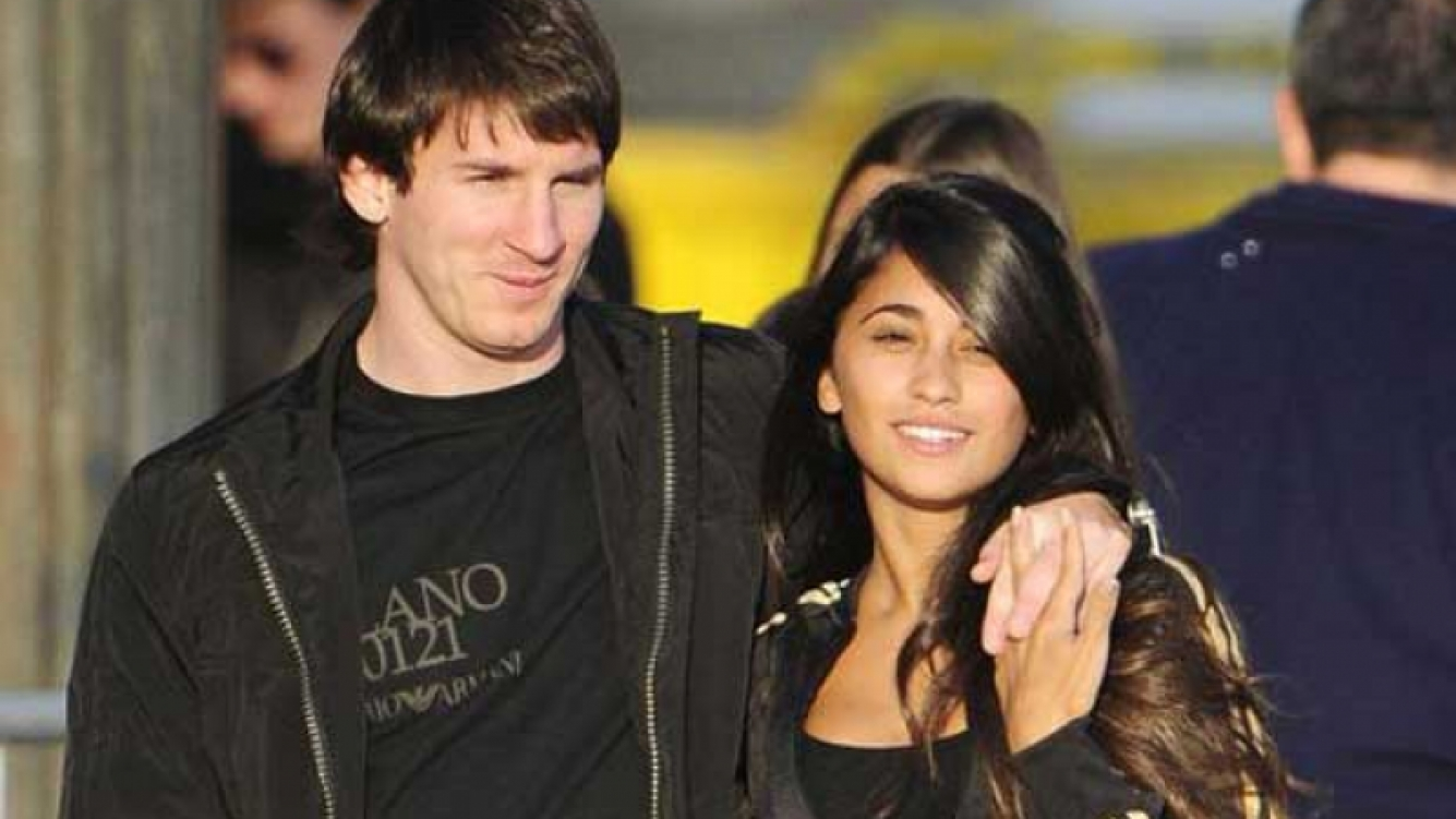 Lionel Messi y Antonella Roccuzzo serán padres. (Foto: Web)