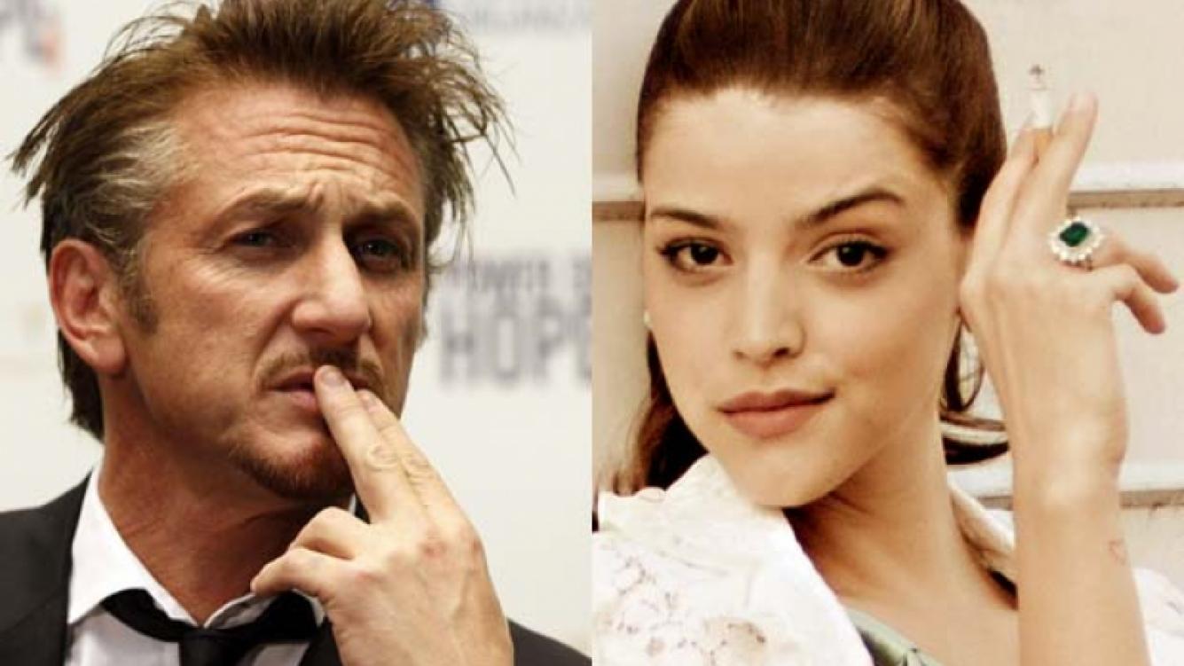 ¿Qué pasa entre Calu Rivero y Sean Penn? (Foto: Web)
