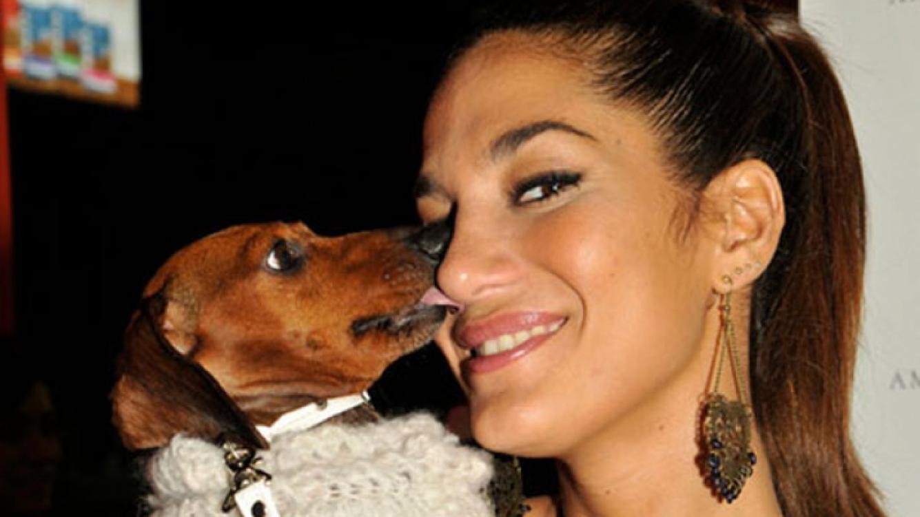 Silvina Escudero, fanática de sus mascotas, dejó una frase para el recuerdo (Foto: Web).