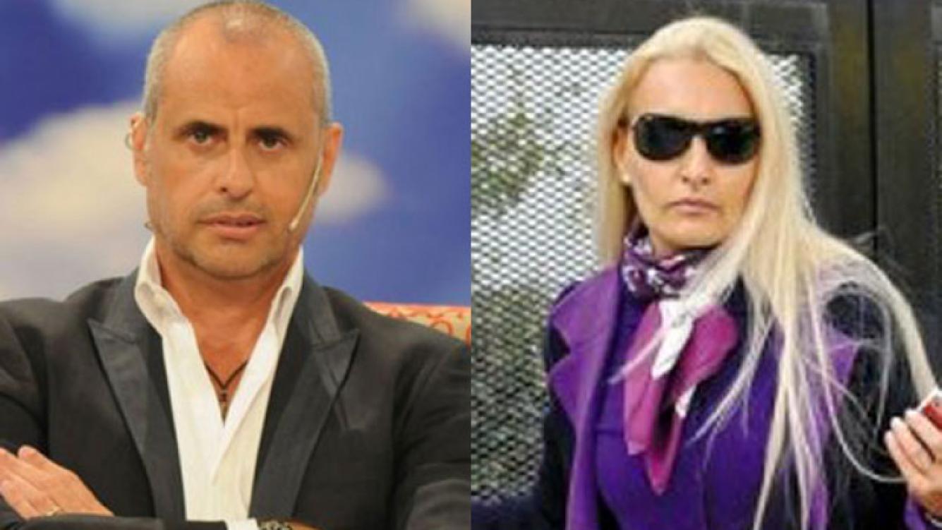 Jorge Rial y Silvia D´Auro, cada vez más distanciados (Foto: Web).