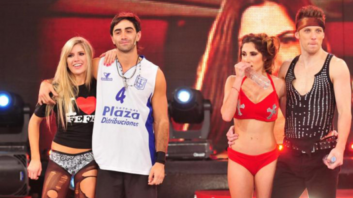 Magui Bravi, consagrada finalista de Soñando por bailar 2 (Foto: Ideas del Sur).