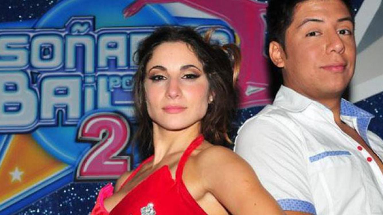Magui Bravi y Mariano de la Canal, en la final de Soñando por bailar 2. (Foto: Ideas del Sur)