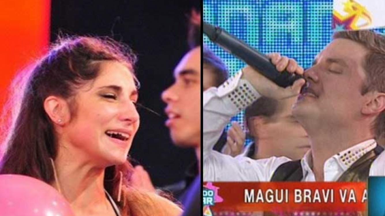 Magui Bravi es la gran ganadora de Soñando por bailar 2012