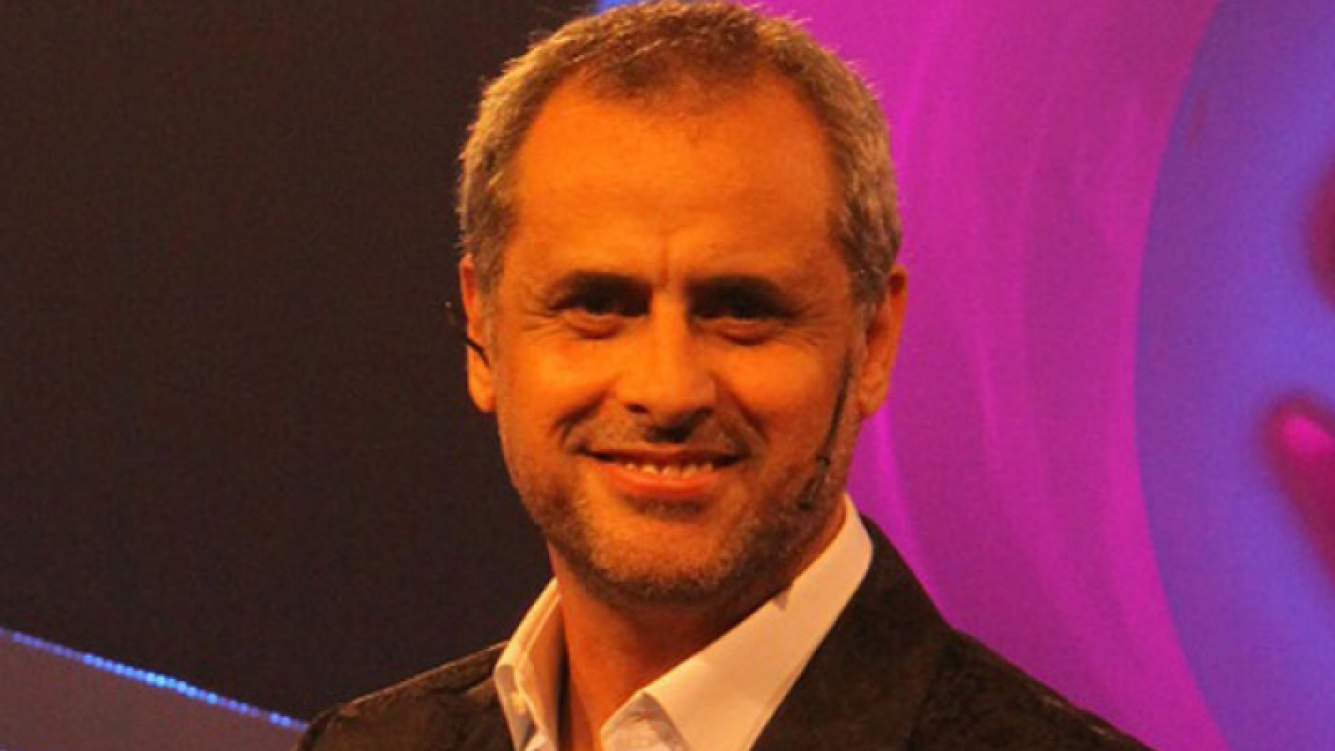 Jorge Rial, el mejor entrevistador del espectáculo para los usuarios de Ciudad.com. (Foto: Web)