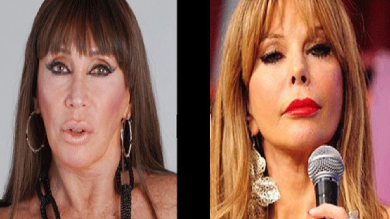 Graciela Alfano volvió a atacar a Moria Casán
