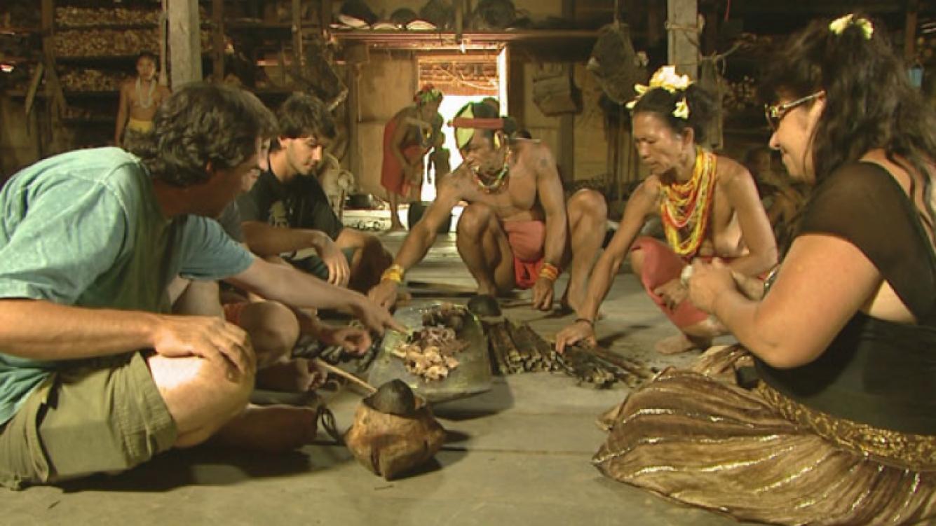 Nuevos problemas y algunas perlitas en Perdidos en la tribu (Foto: Web).