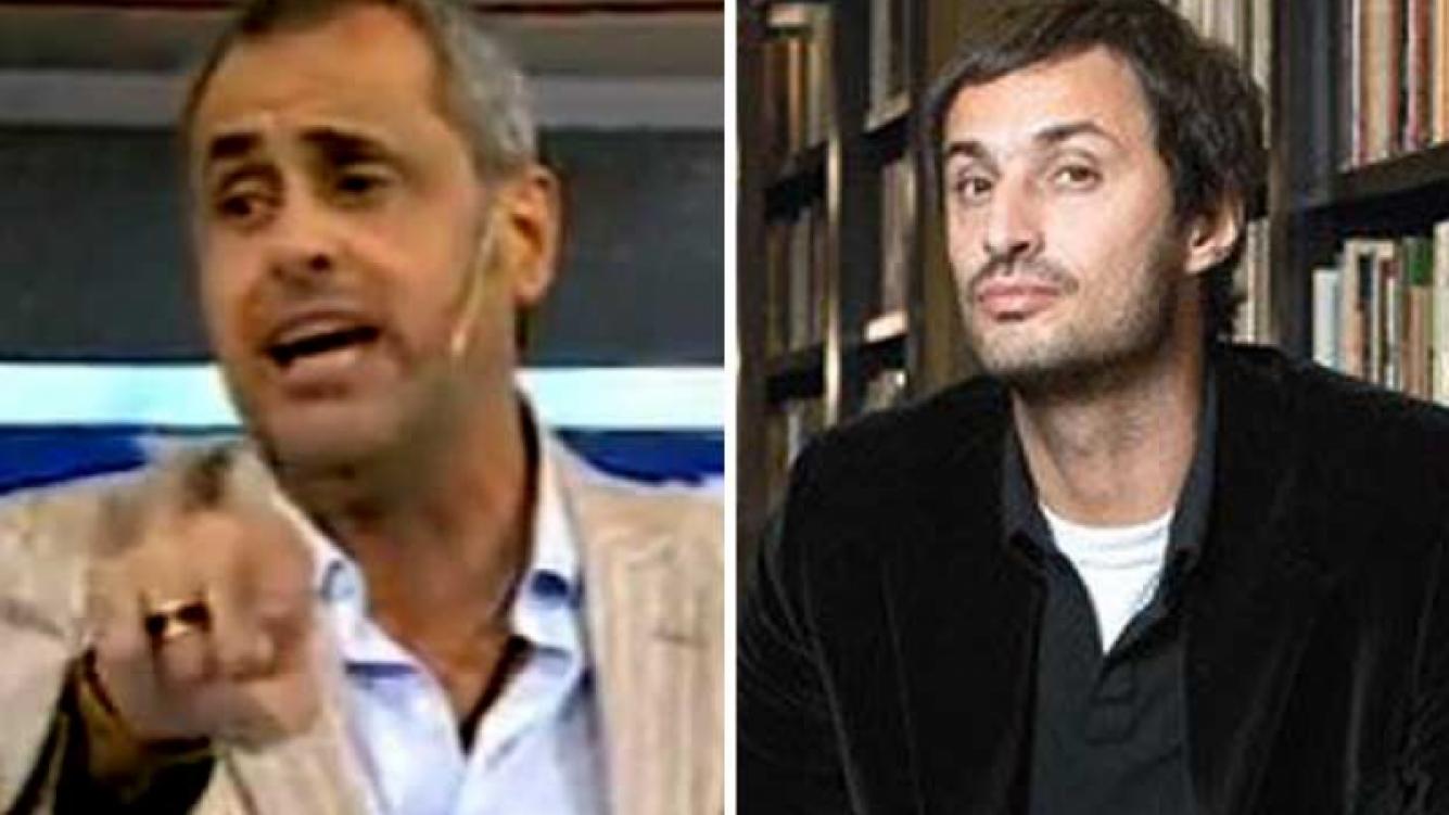 Jorge Rial y Daniel Tognetti: cada día más enfrentados (Foto: Web).